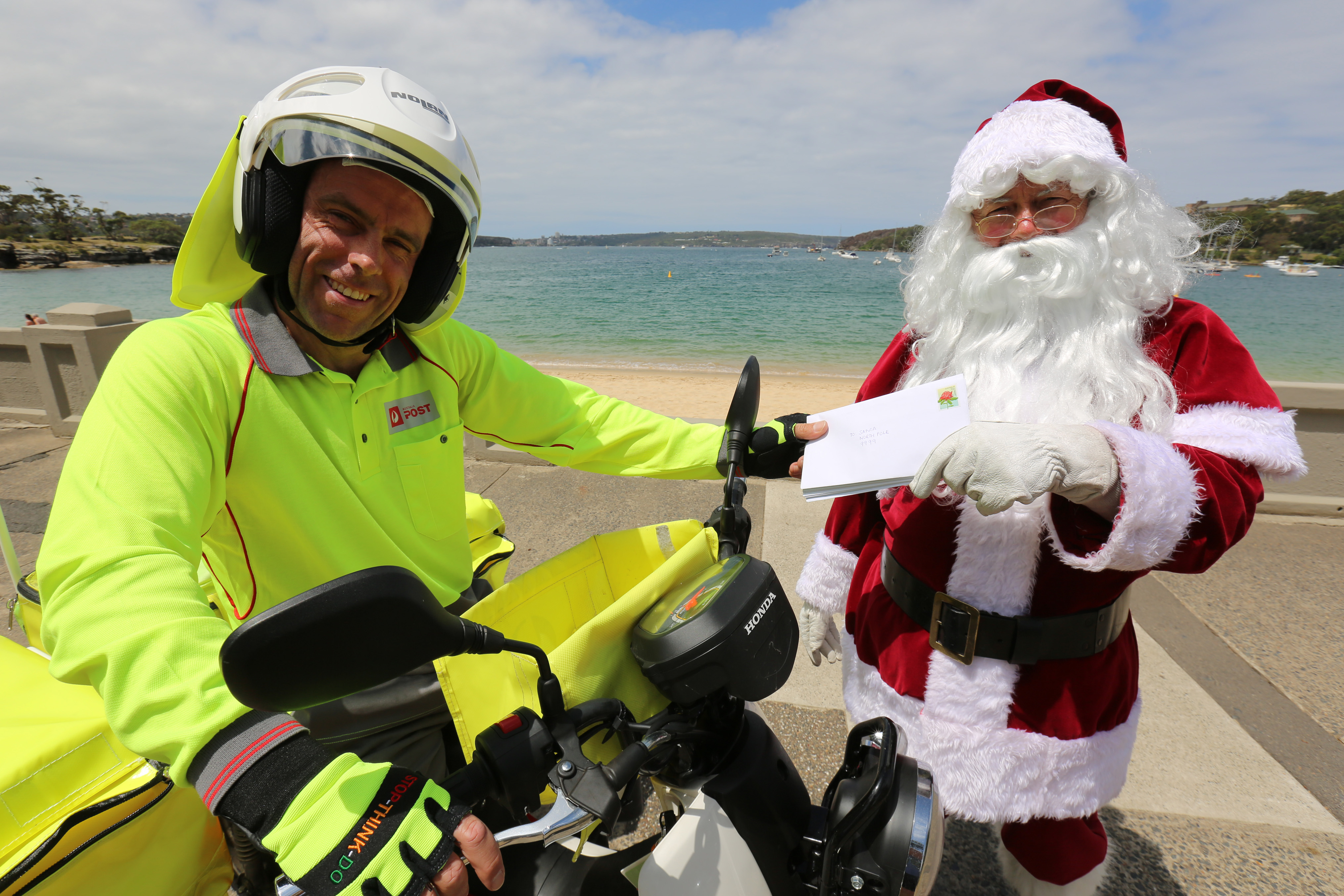 Australia post kicks off christmas weekend deliveries and extended jpg spiritdancerdesigns Image collections