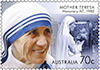 Australia Post to honour international humanitarians in new stamp issue