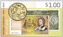 50 years of decimal currency commemorated by Australia Post