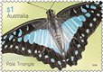 Australia Post releases beautiful butterflies with a new stamp issue