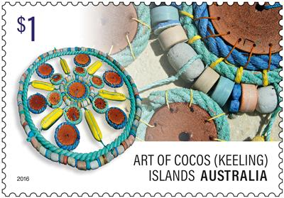 Art of Cocos (Keeling) Islands Australia