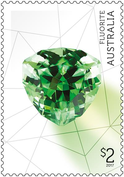 $2 Flourite Stamp