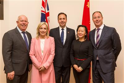 Australia Post joins Alibaba to trace food exports from paddock to plate