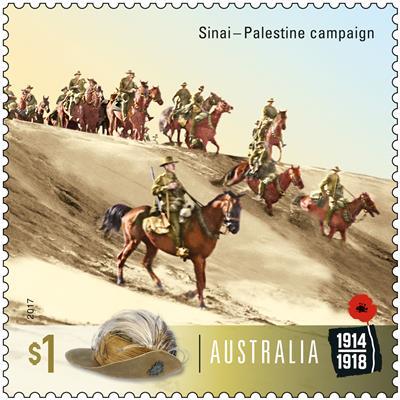 Sinai – Palestine Campaign