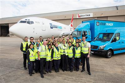 Australia Post and Qantas supersize dedicated air-freight partnership