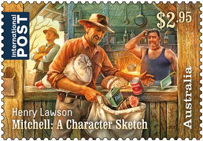 Henry Lawson - Mitchell A Character Sketch