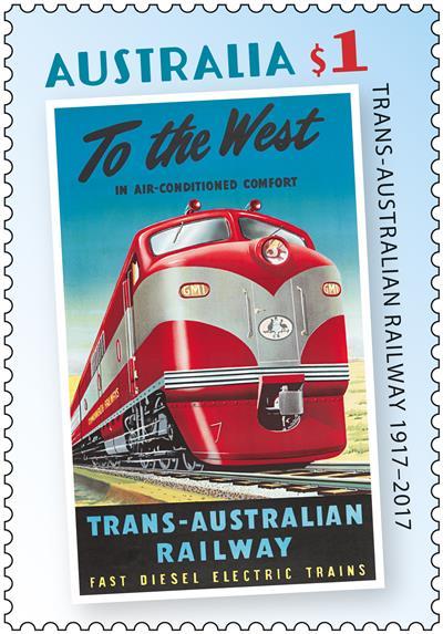 Trans-Australian Railway 1917-2017 - To the West
