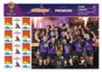 Australia Post celebrates the 2017 NRL Premiers