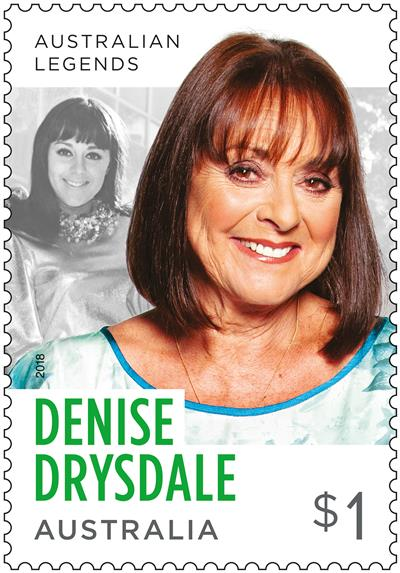2018 Legends - Denise Drysdale