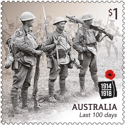 Centenary of WWI: 1918 - Last 100 Days